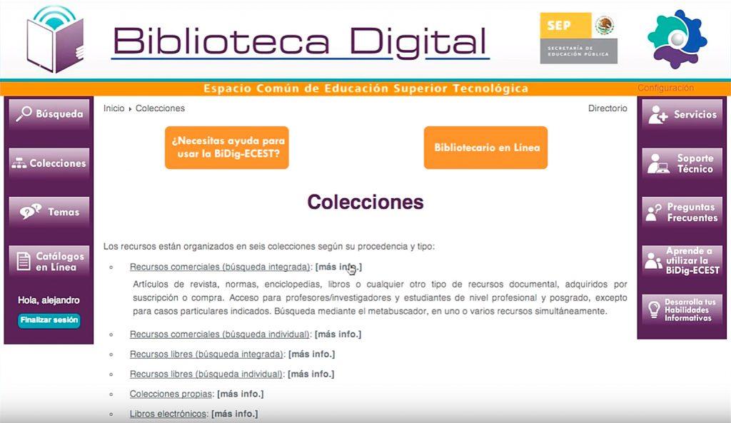 Contrata ITSPP biblioteca digital con acceso a 120 mil 512 libros electrónicos